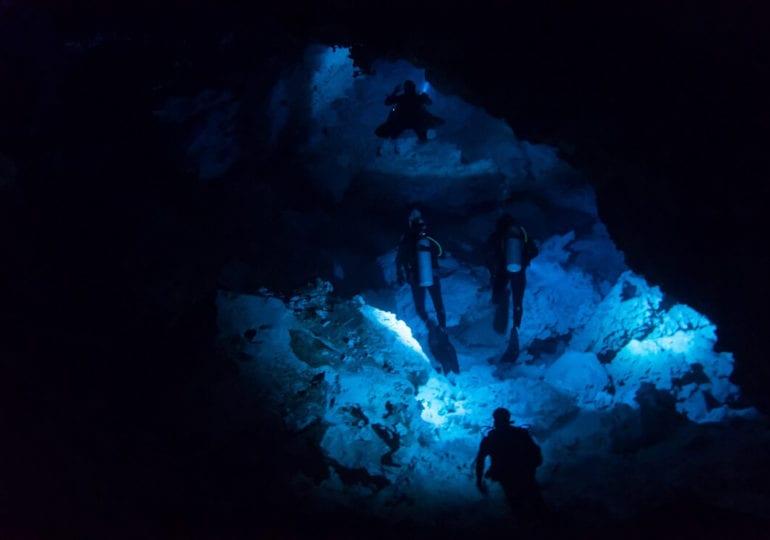 Unerforschte Unterwasserhöhle im Südosten Mexikos entdeckt
