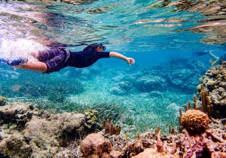 Ein türkis-blauer Traum: Tauchen bei Belize im Karibischen Meer