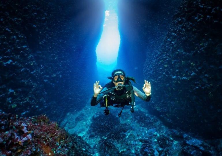 Tauchzeichen - Kommunikation unter Wasser