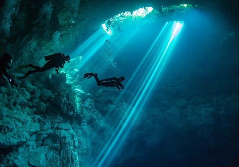 Höhlentauchen: Herausforderung für Sporttaucher