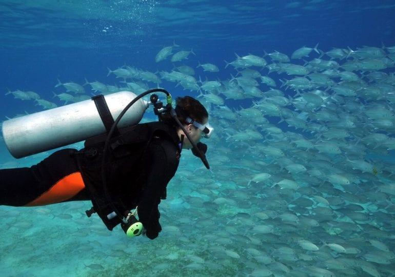 Taucherkrankheiten und -risiken #4: Sauerstoffkrampf
