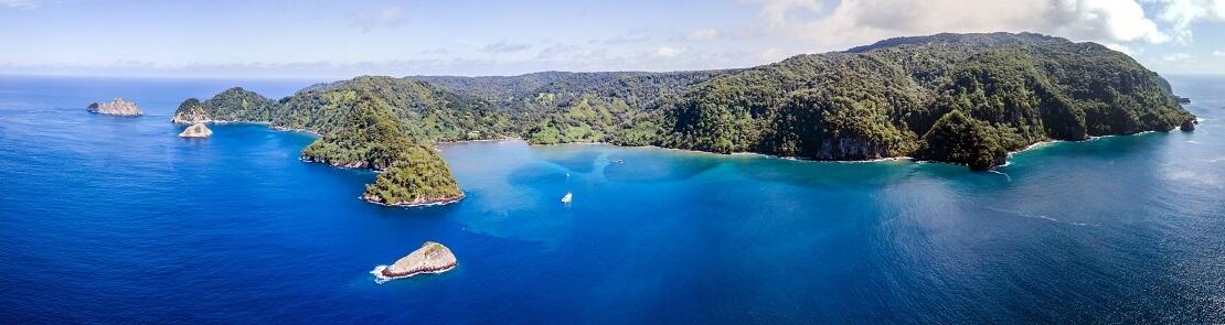 Tauchen bei Coco Island: Spannende Nachttauchgänge mit Haikontakt