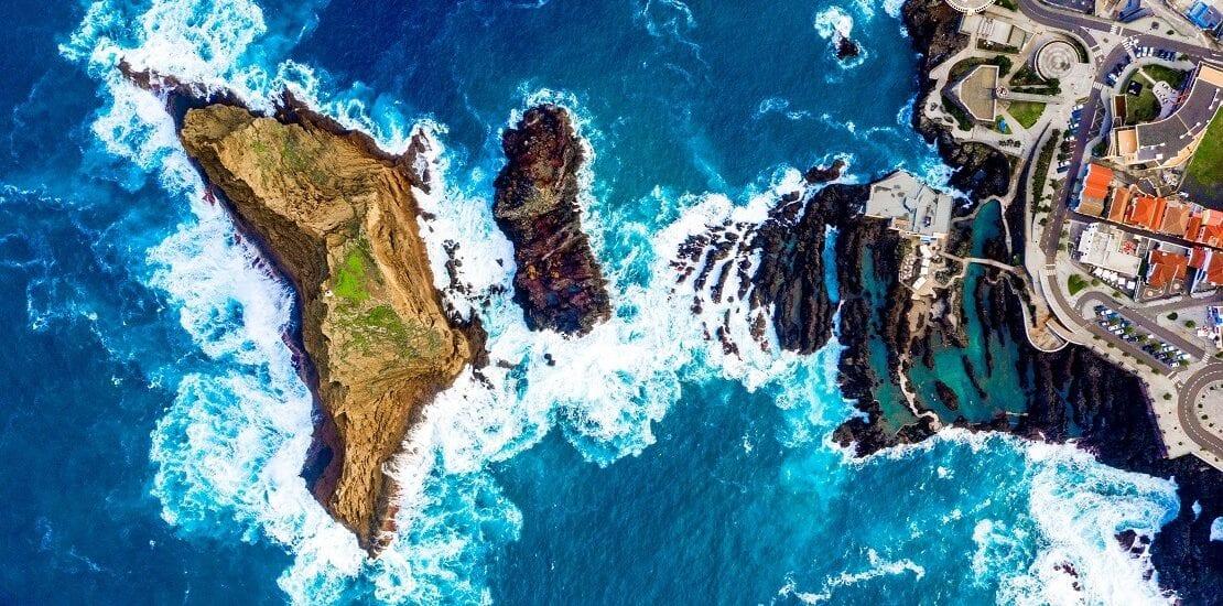 Anspruchsvolles Unterwasserparadies vor Madeira