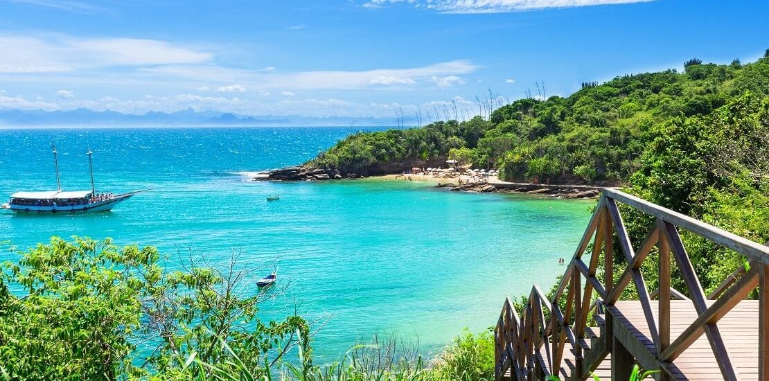 Tauchen in Brasilien – das vielseitige Land sowohl über als auch unter Wasser