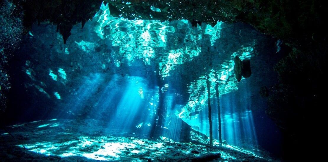 Die einzigartige Unterwasserwelt der Cenoten auf Yucatan