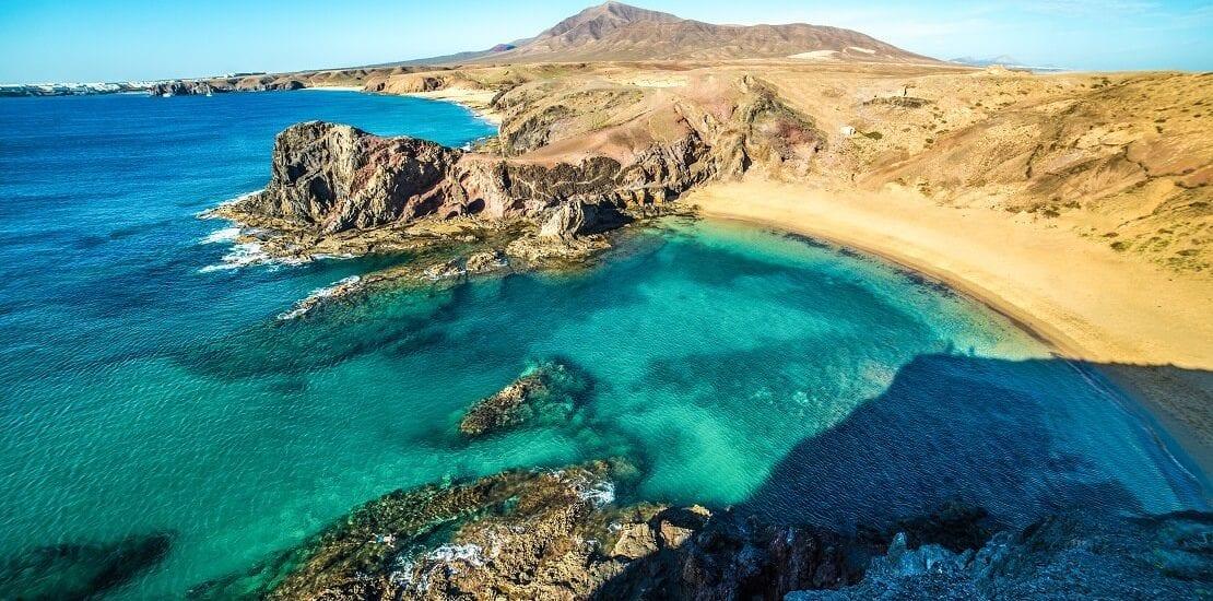Tauchen vor der Küste von Lanzarote – Vulkangestein und einzigartige Strände