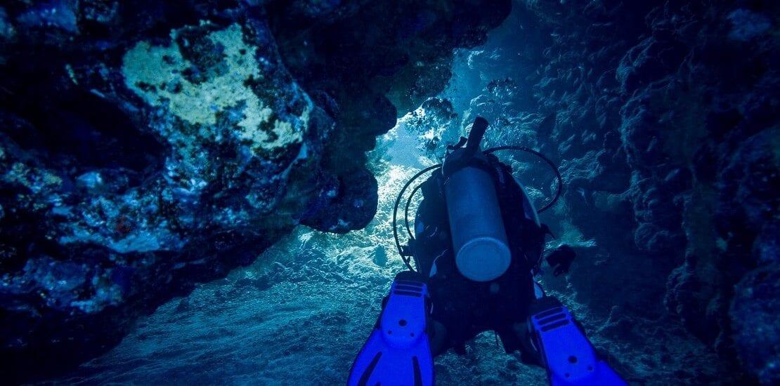 Darf es ein Abenteuer in den Höhlen dieser Meere sein?