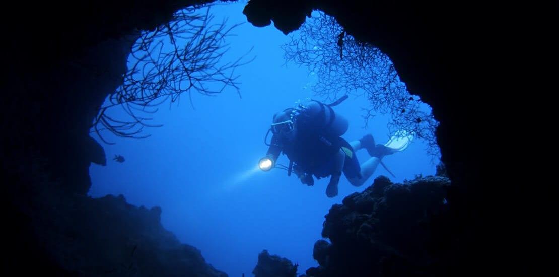 Tauchlampe: für den Durchblick unter Wasser