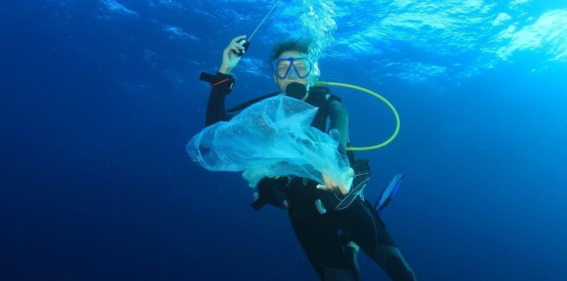 Nachhaltiges Tauchen zum Schutz der Meeresbewohner