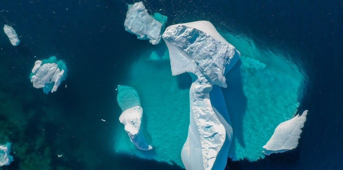 Polartauchen auf Expeditionstouren in der Antarktis