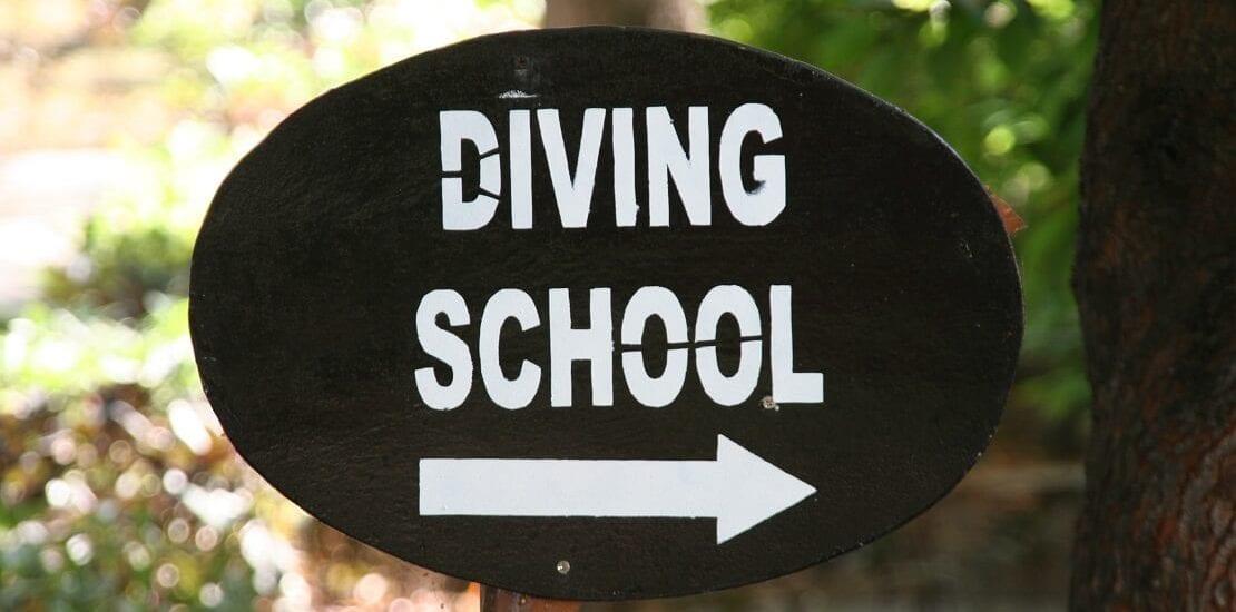 Tauchausbildung bei Tauchschulen im Ausland