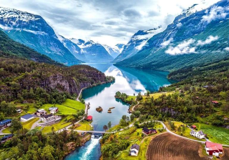Aufregende Tauchplätze und beeindruckende Erlebnisse in Norwegen