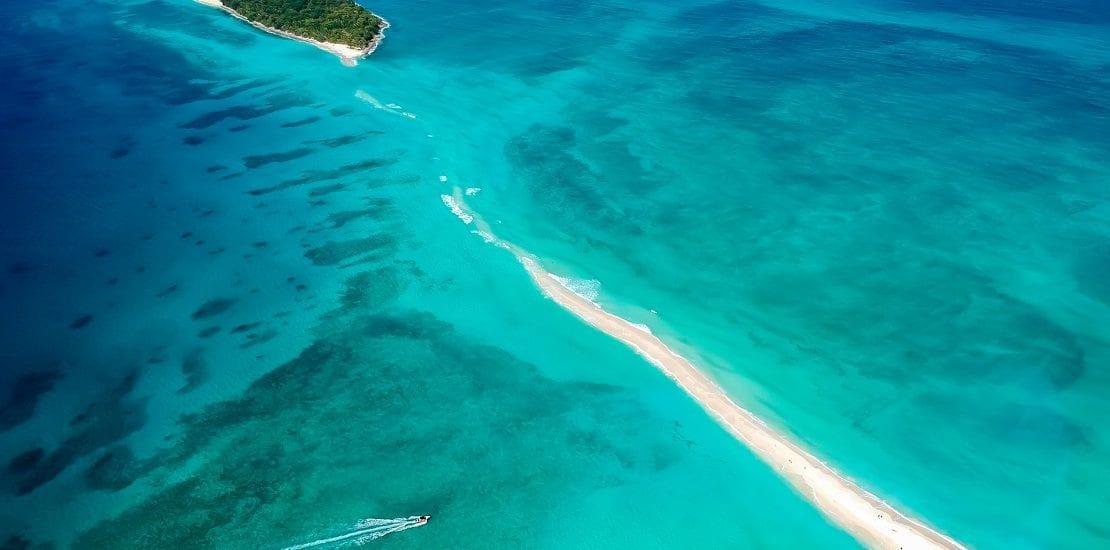 Tauchen an naturbelassenen Korallenriffen bei Madagaskar