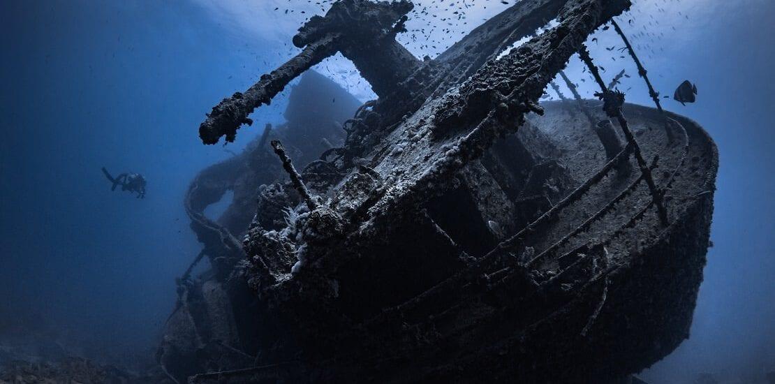 Sehenswerte Schiffswracks #4: SS Thistlgorm