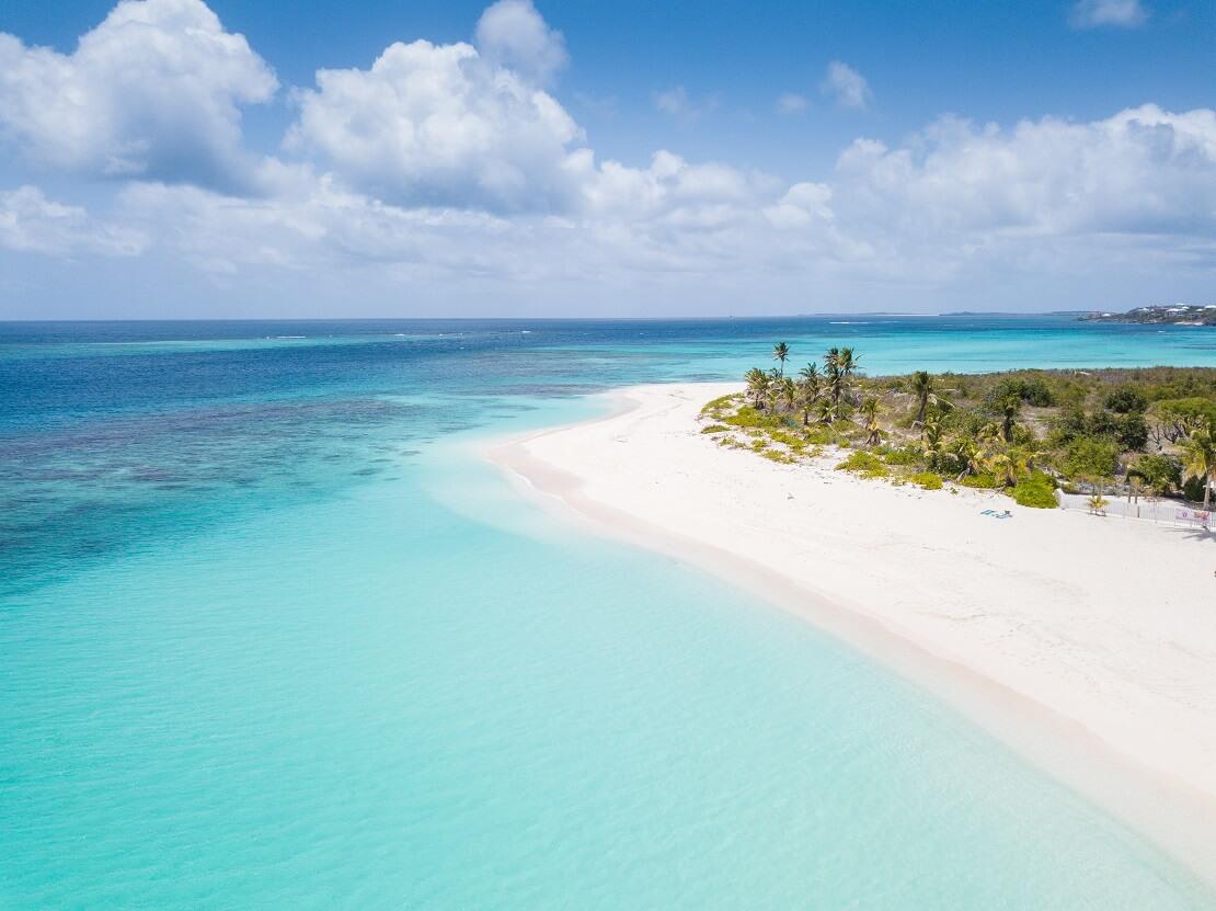 Anguillas Küste