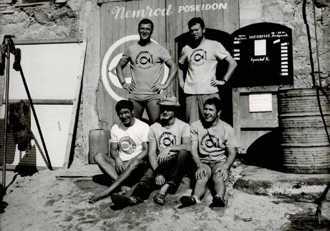 Poseidon Crew