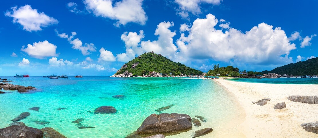 Die Schildkröteninsel Koh Tao