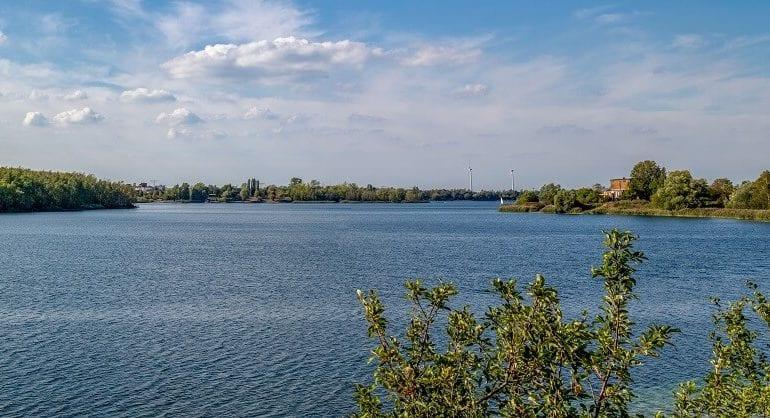 Kulkwitzer See: Ein See mit Vergangenheit