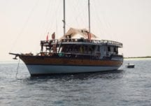 Brand unter Deck: Nautilus Safariyacht sinkt bei den Malediven