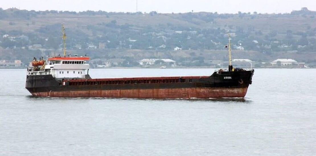 Schiffsunglück im Schwarzen Meer