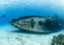 Sehenswerte Schiffswracks #6: USS Kittiwake