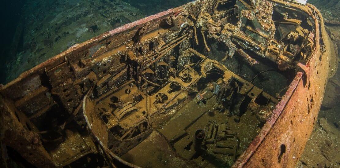 Sehenswerte Schiffswracks #5: Fujikawa Maru