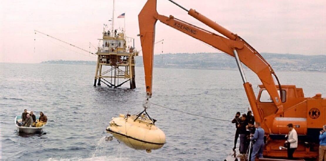 Jacques-Yves Cousteau - Per Du mit den Haien