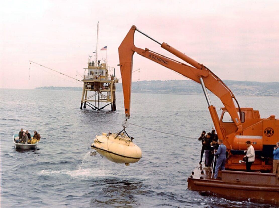 Jacques-Yves Cousteau – Per Du mit den Haien