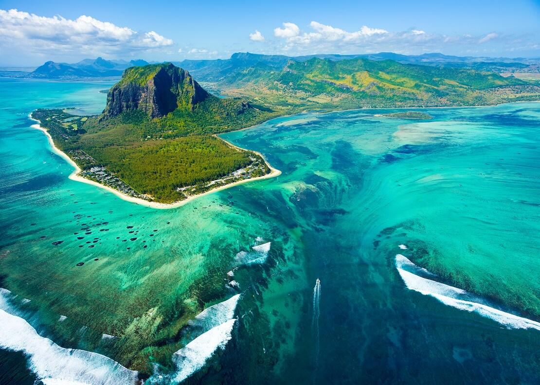 Inseln von Mauritius