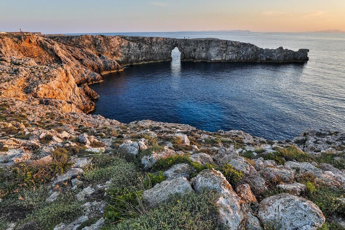 Das Pont de´n Gil auf Menorca