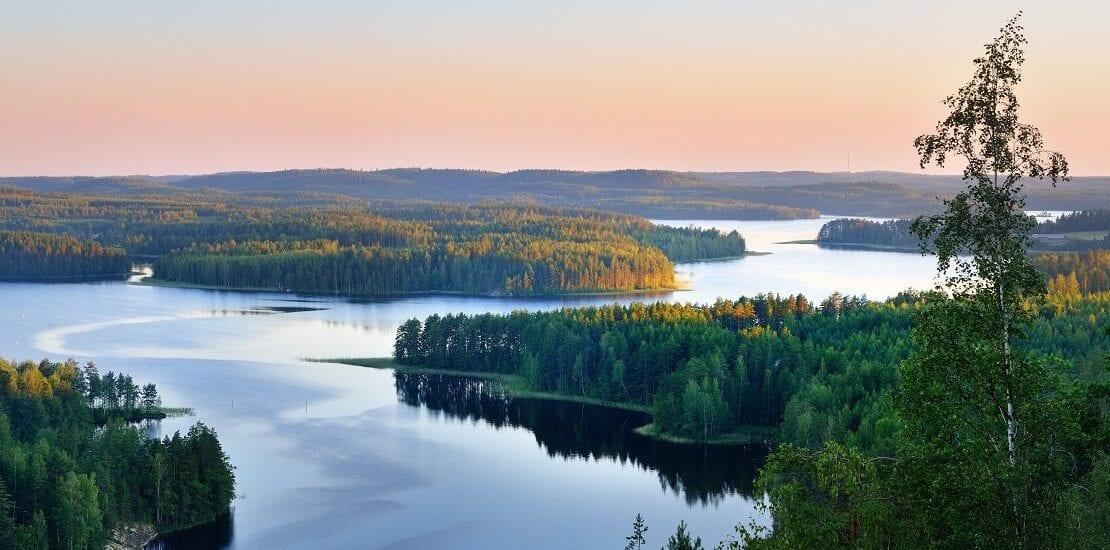 """Finnland: """"Das Land der tausend Seen"""""""