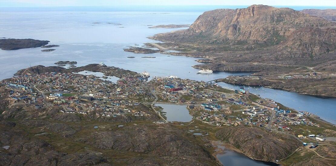 Sisimiut in Grönland: Tauchen am Gefrierpunkt