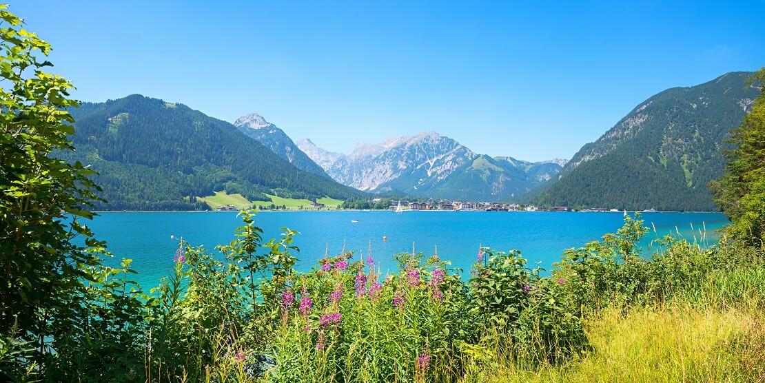 Der Achensee in Tirol