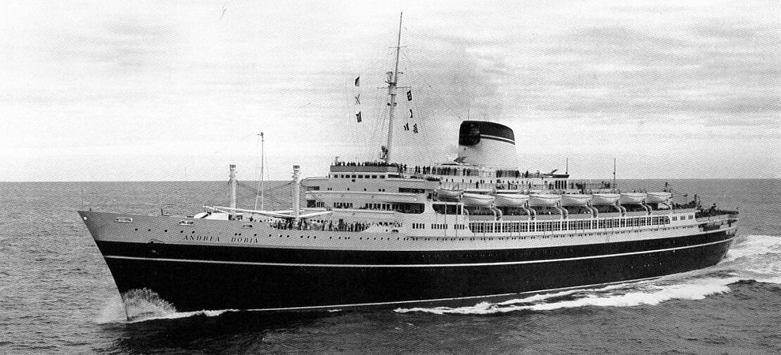 Sehenswerte Schiffswracks #13: Die Andrea Doria