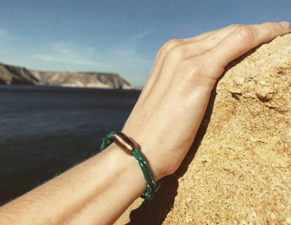 Armband der Firma Bracenet