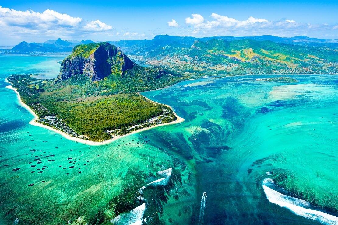Die Insel Mauritius