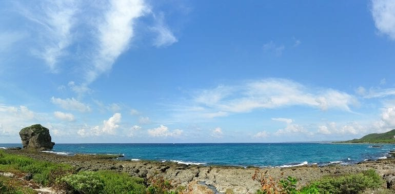Taiwan: Tauchen im Kenting Nationalpark
