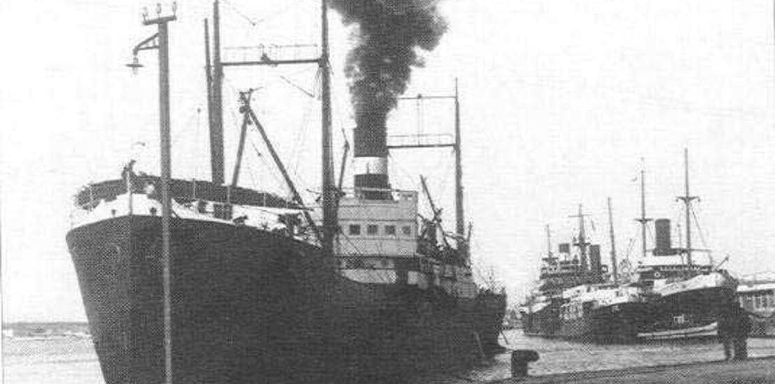 Sehenswerte Schiffswracks #14: SS Tabarka