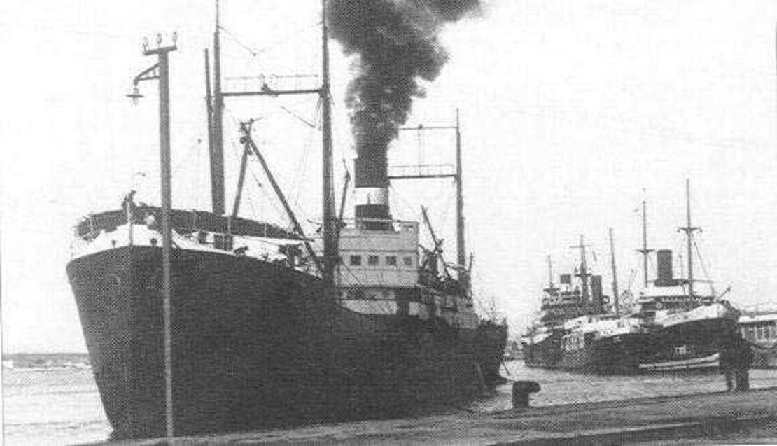 Die SS Tabarka