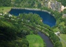 Der Baggersee Diez: Viel zu entdecken im ehemaligen Steinbruch