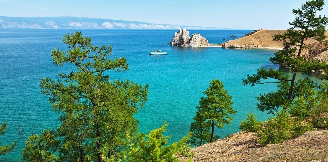 Baikalsee: Der älteste Süßwassersee der Welt