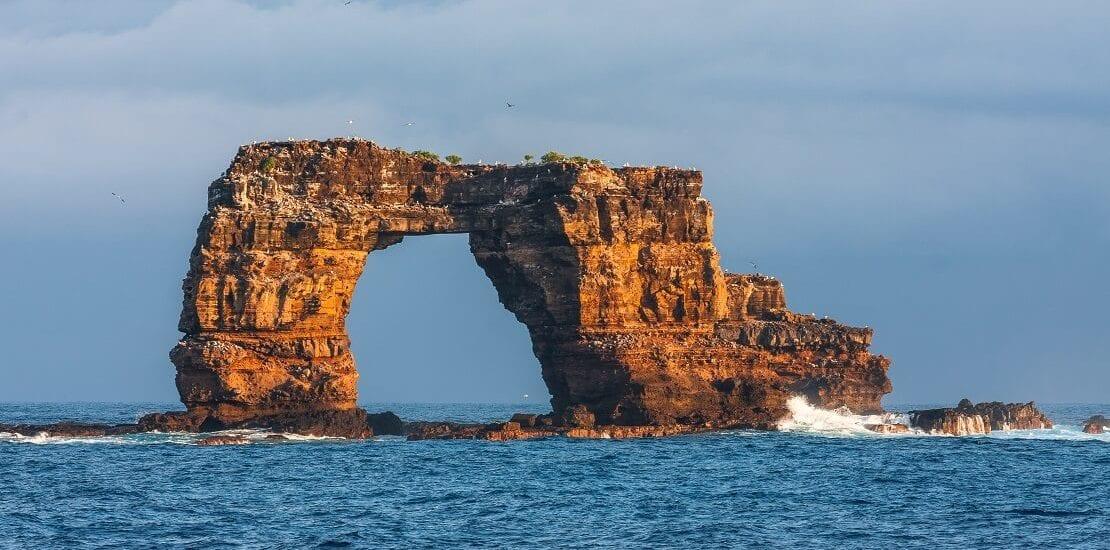 Galapagos-Inseln: Darwin´s Arch eingestürzt
