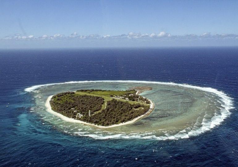 Australien: Mit Mantarochen vor Lady Elliot Island tauchen