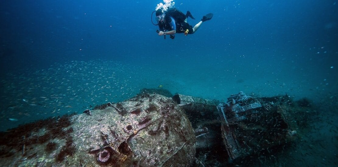 Sehenswerte Schiffswracks #16: Die U-352