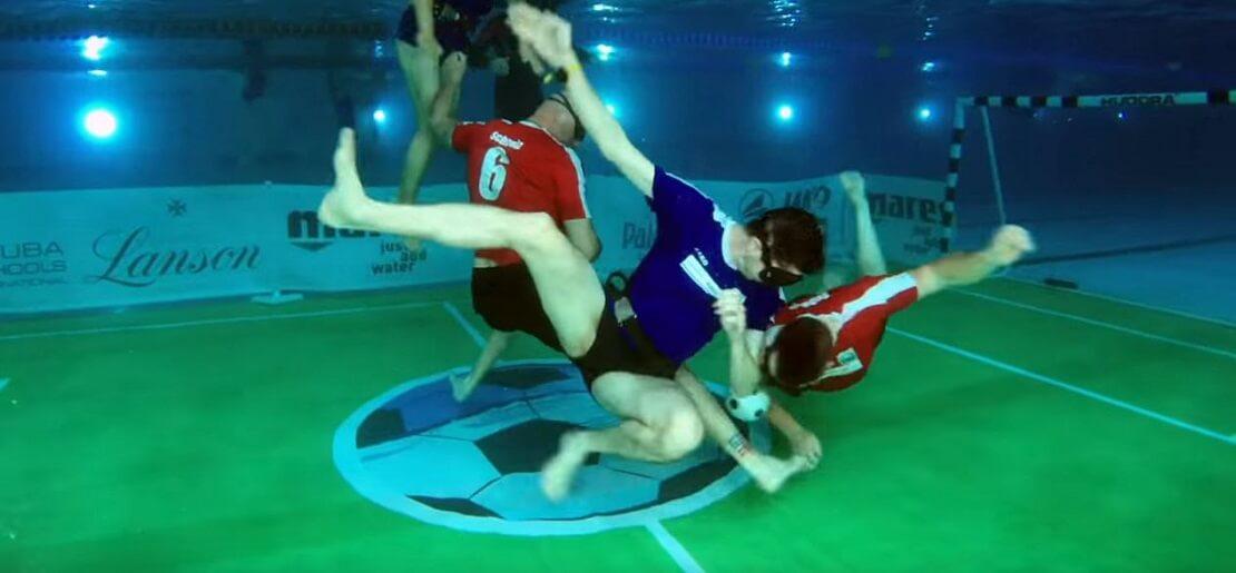 Europameisterschaft im Unterwasser-Fußball