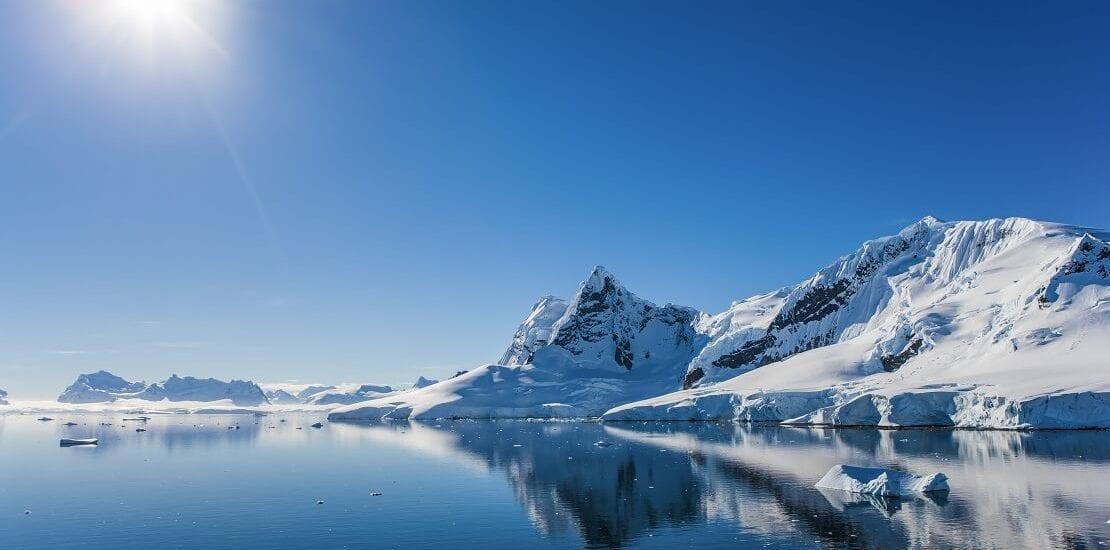 Antarktis: Tauchen am Gefrierpunkt
