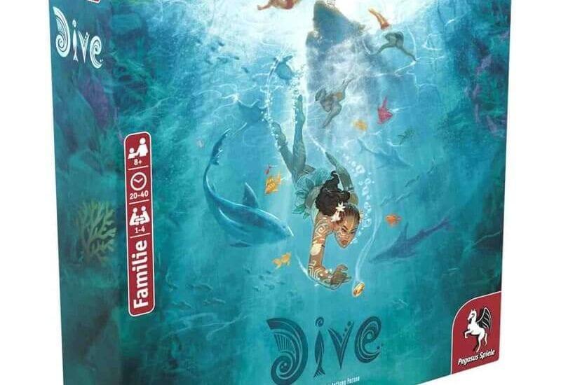 """Tauchspiel """"Dive"""" nimmt Spieler mit auf den Meeresgrund"""