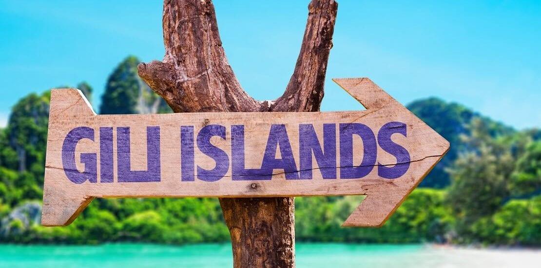 Indonesien: Unterwasser-Radeln vor den Gili Inseln