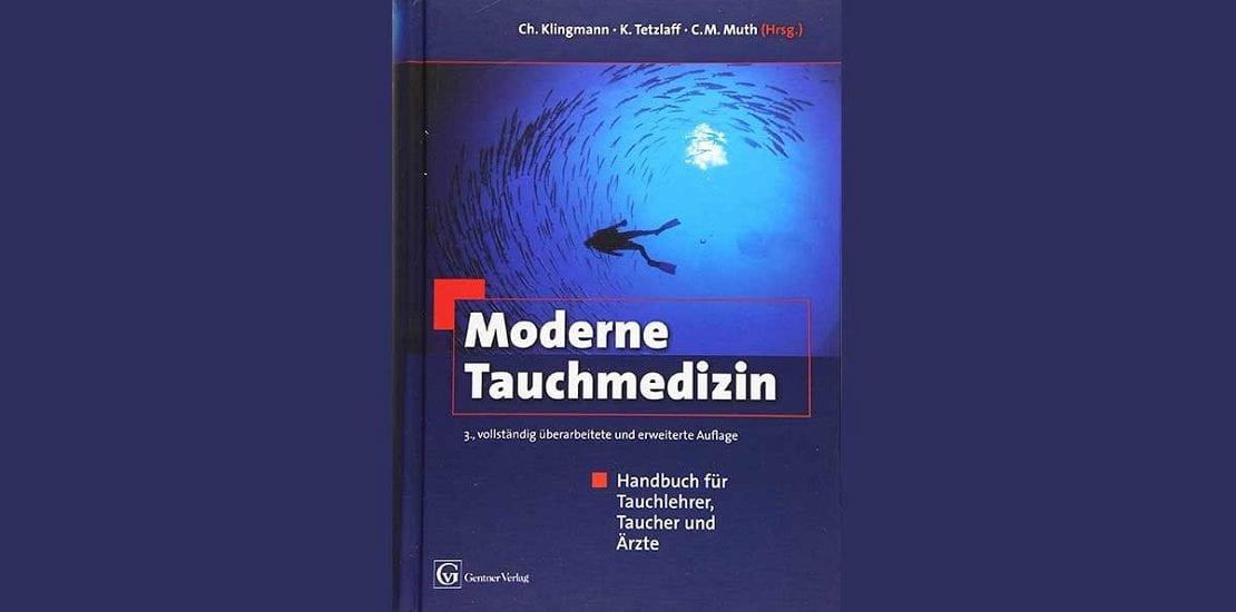 "Buchrezension: ""Moderne Tauchmedizin"""