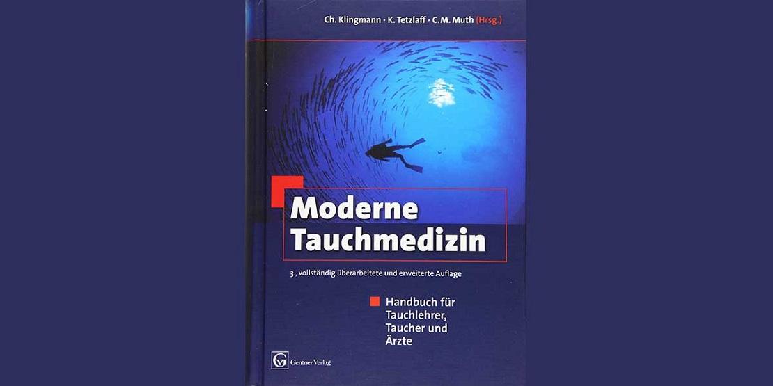 "Das Handbuch ""Moderne Tauchmedizin"""